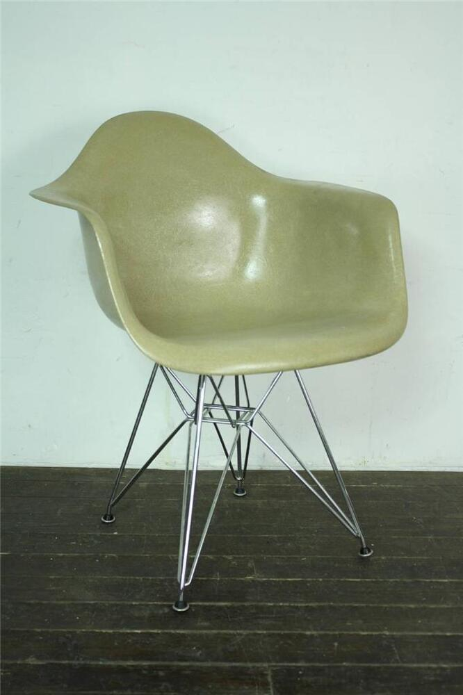 Vintage eames herman miller dar chair original eiffel base retro 1082 rar - Vintage herman miller ...