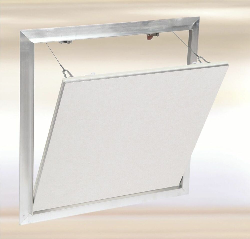 Ceiling Access Panels : Quot drywall access panel with inlay for wall or
