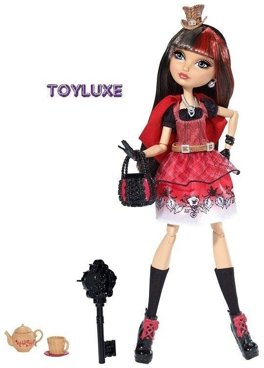 Ever After High CERISE HOOD Doll HAT-TASTIC PARTY Daughter ...