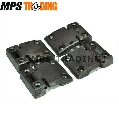 Land Rover Defender 90 110 Front Door Hinges 4 Mxc8282