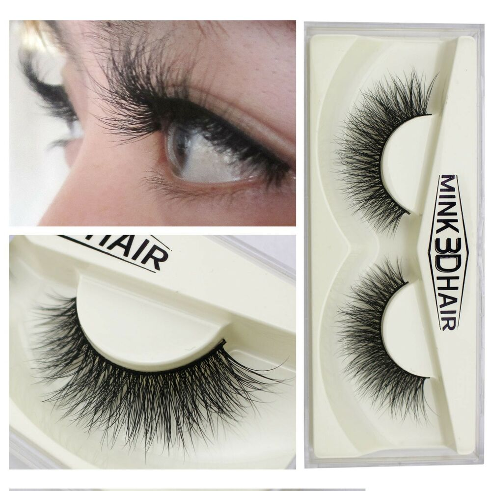 3D Style Siberian Mink Eyelashes - Adopt Multiple Curl Craft VOE ...