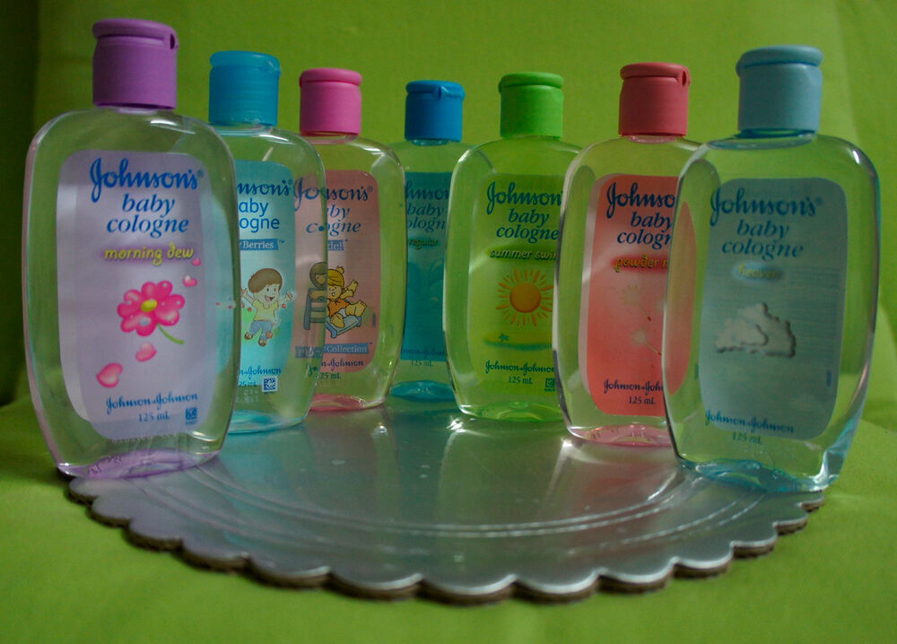 johnson baby cologne how to use