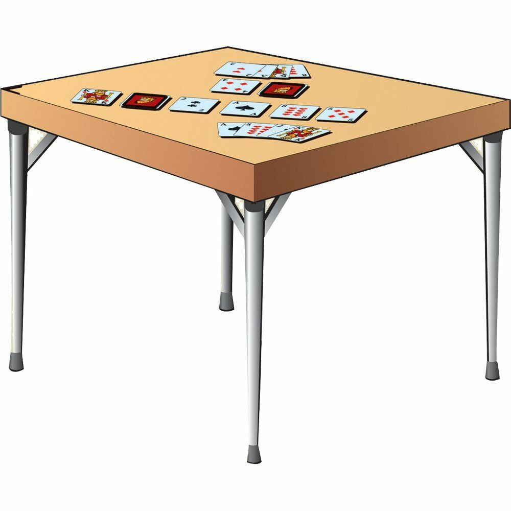 Folding game table legs ebay for Table retractable