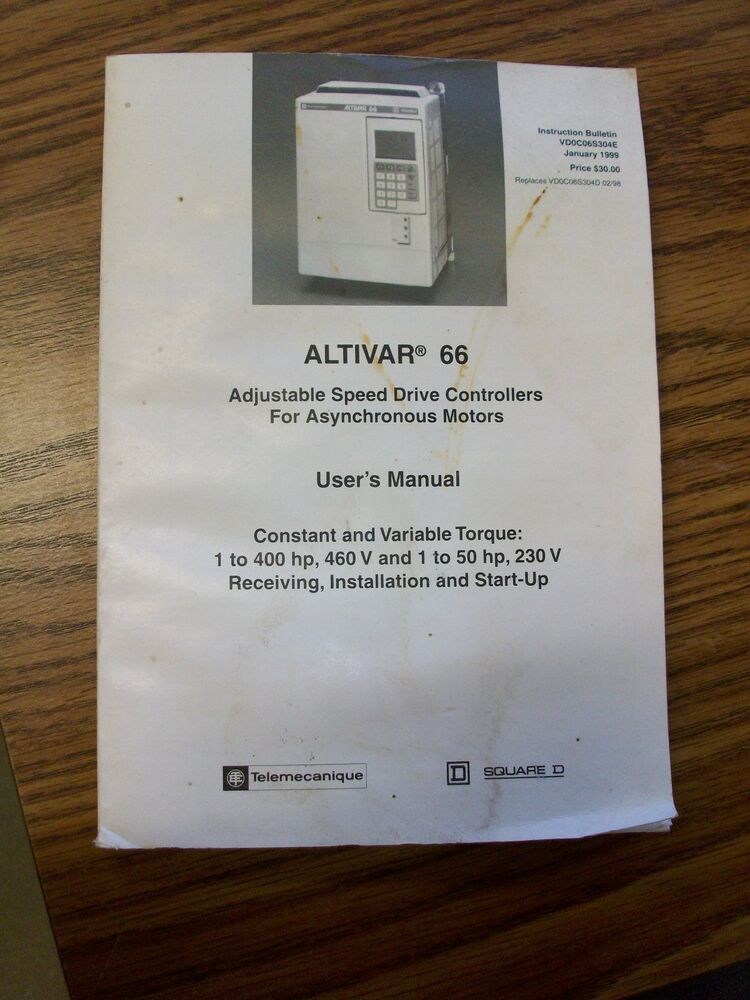 Altivar 71 User Manual Troubleshooting