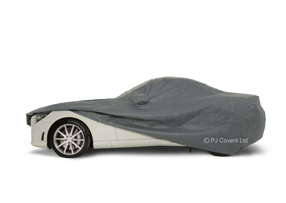 Mercedes e class w207 stormforce waterproof car cover ebay for Mercedes benz e350 car cover
