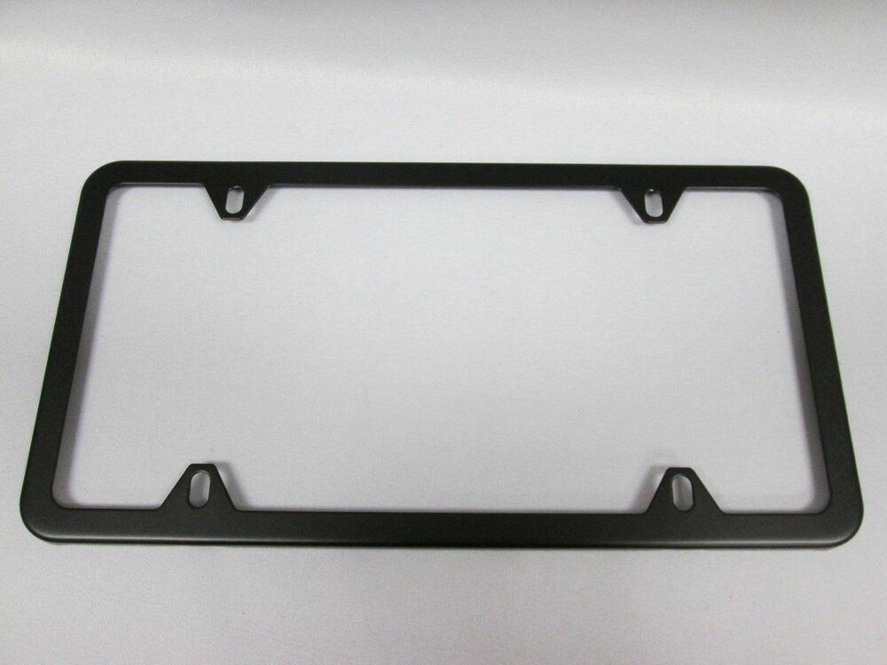 bmw license plate frame stainless steel black slimline 82120010399. Cars Review. Best American Auto & Cars Review