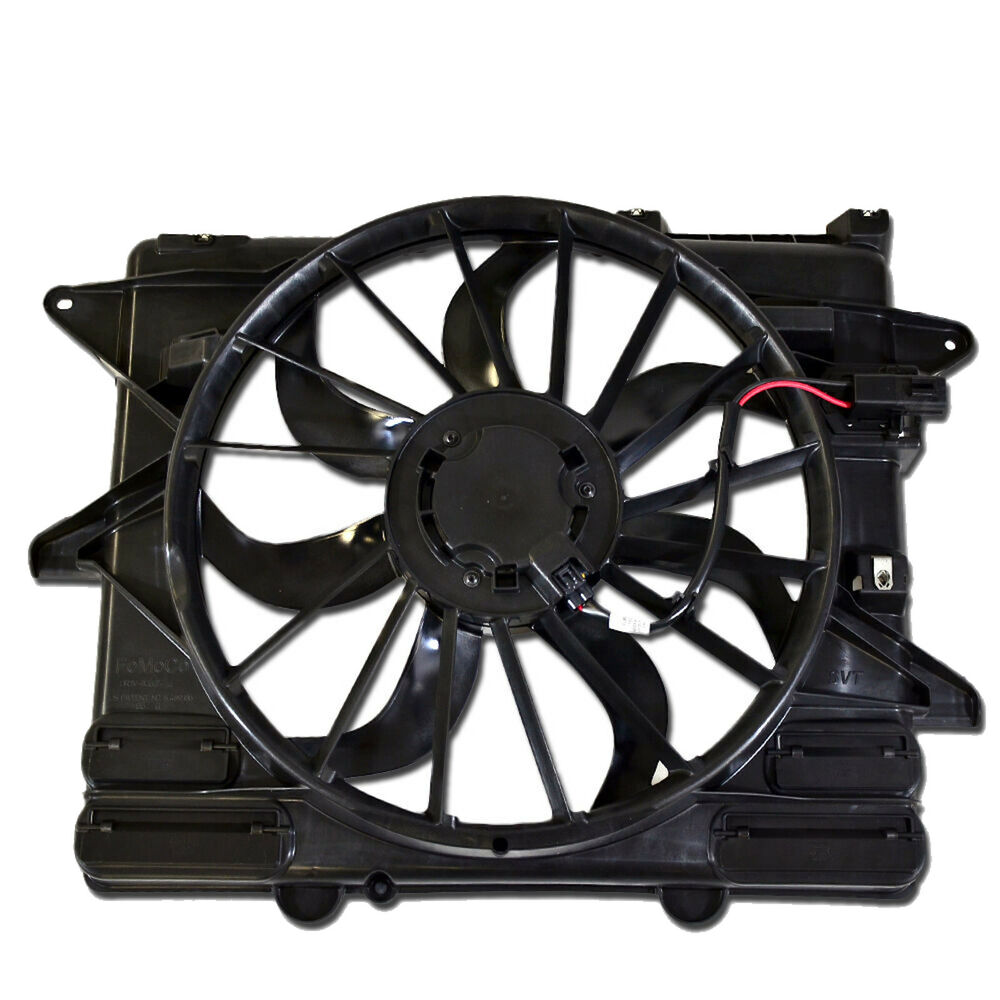 oem new 2005 2014 ford mustang gt500 svt cooling fan. Black Bedroom Furniture Sets. Home Design Ideas