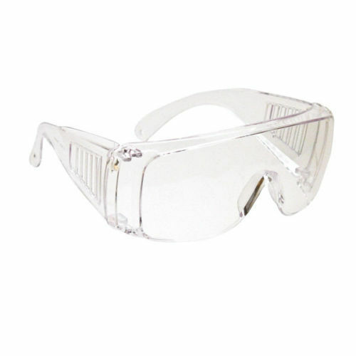 safety glasses side shields safety glass clear shop lab safety glasses new eye 10123