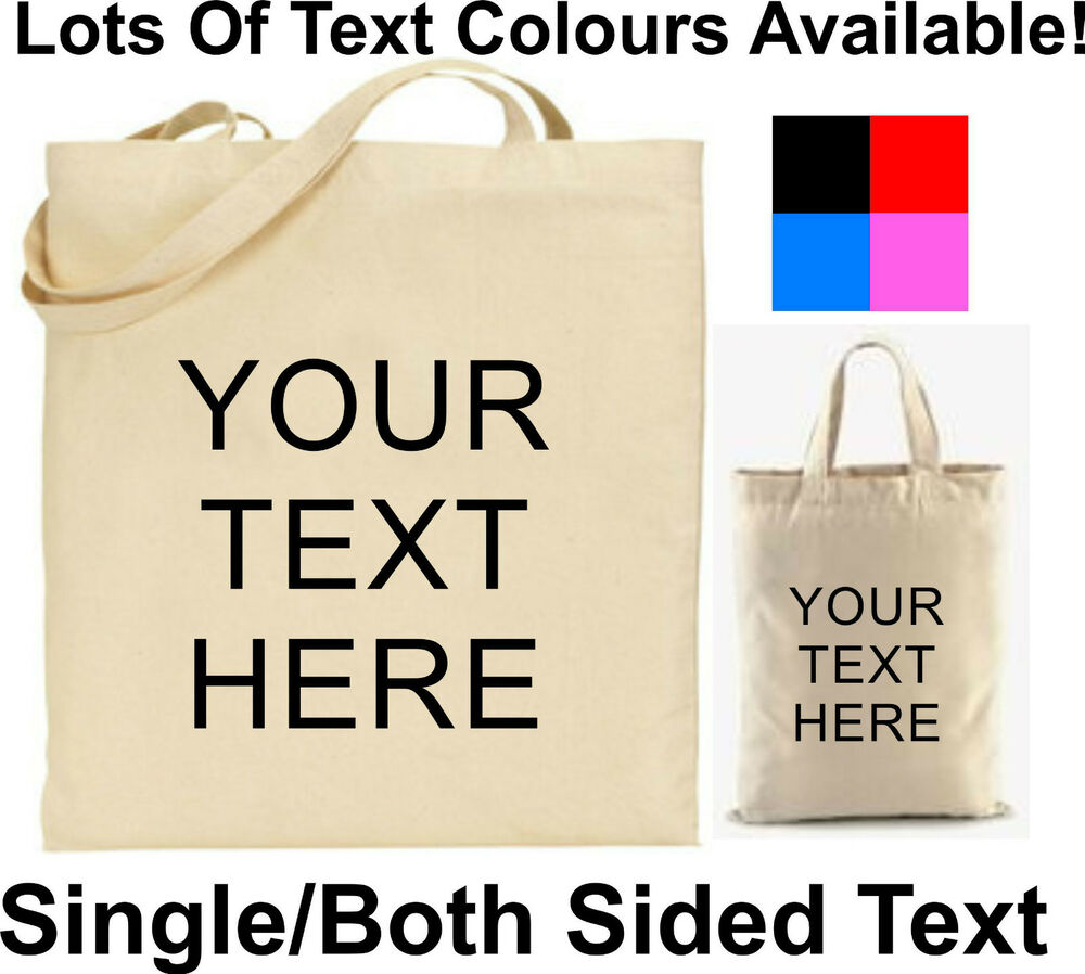 Small Personalised Wedding Gift Bags : Personalised Shopping Bag For Life Custom Tote Wedding Gift Small ...