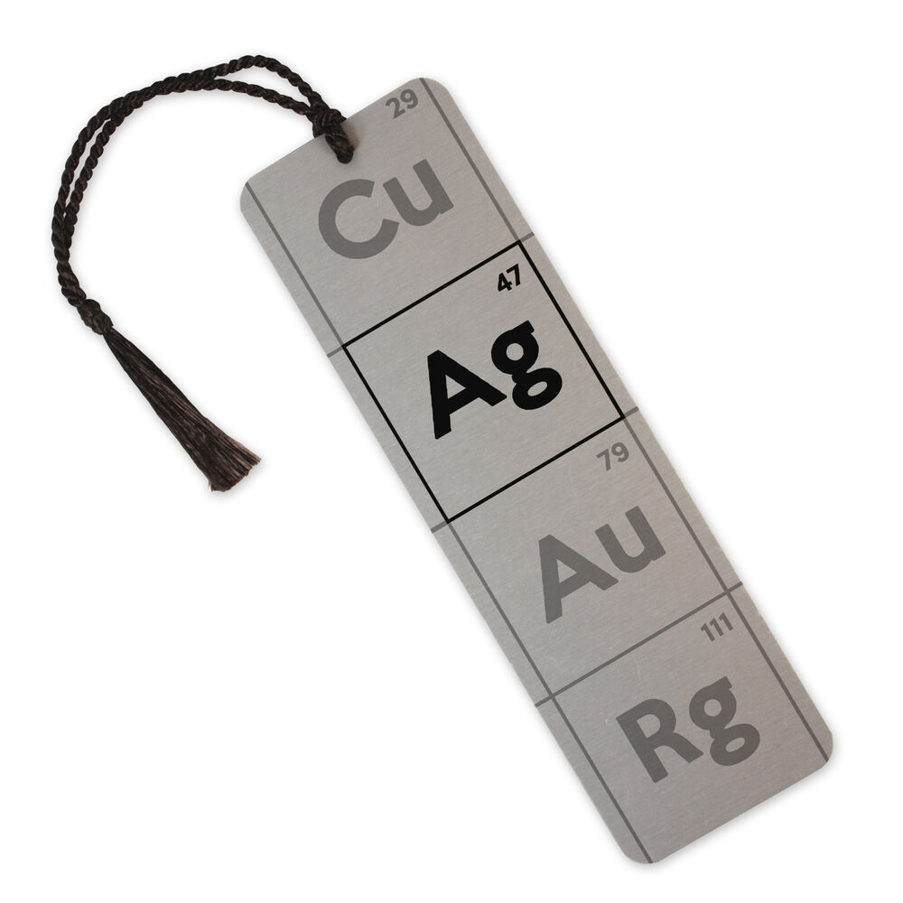 Silver Periodic Table Symbol Chemistry Science Element