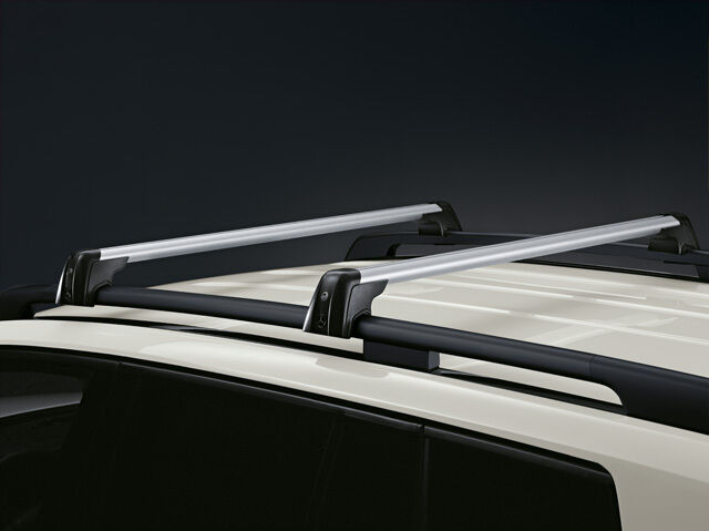 Oem genuine new mercedes benz roof rack basic carrier 06 for Mercedes benz roof rails