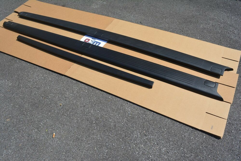 2005 2008 Ford F 150 8 Long Bed Rh Amp Lh Side Rail Molding