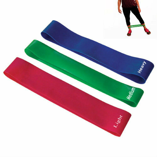 3 PACK Of Therapy Bands