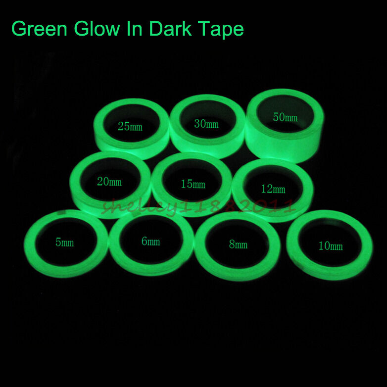 Luminous Tape Glow In The Dark Safety Self-adhesive Stage ...