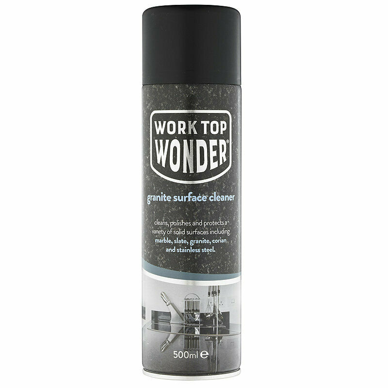 Lakeland Worktop Wonder Hard Surface Spray 500ml Perfect