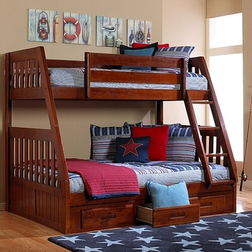 loft bedroom sets discovery world furniture merlot mission bunk bed 12150