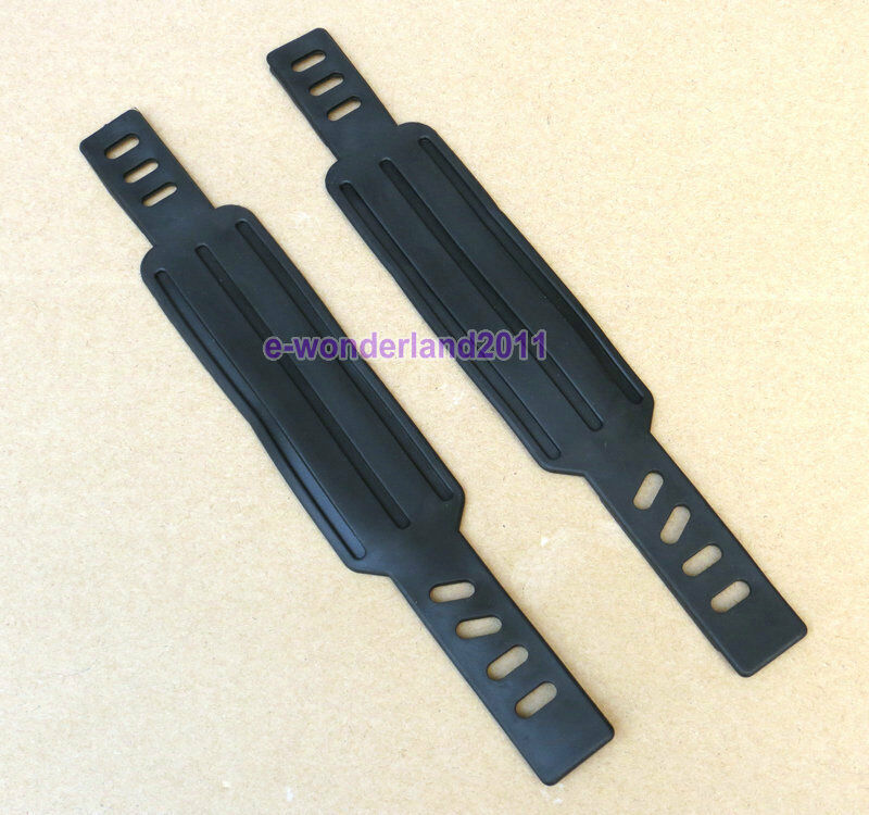 Exercise Bike Replacement Pedals: 1 Pair Generic Pedal Straps For Exercise Bike Stationary