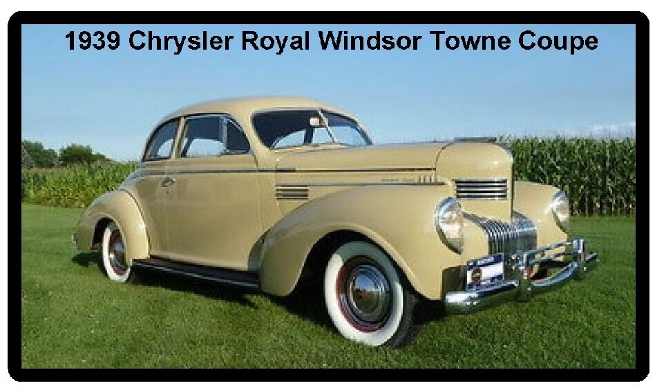 1939 chrysler royal hq - photo #8