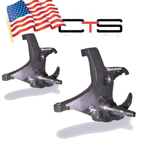1988 1998 4 Quot Lift Spindles Set Chevy Gmc Silverado Sierra