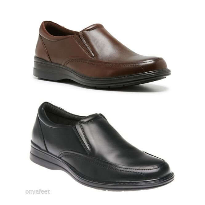 Mens Extra Wide Casual Dress Shoes