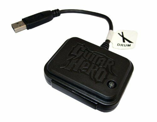 guitar hero world tour wireless drum kit receiver dongle. Black Bedroom Furniture Sets. Home Design Ideas