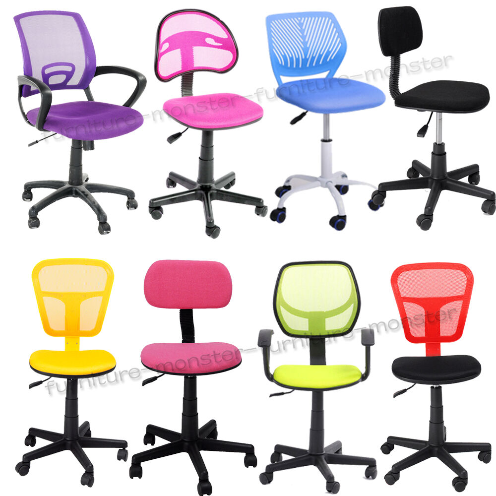 Promotion mesh executive swivel computer desk office chairs home furniture gift ebay - Ebay home office furniture ...