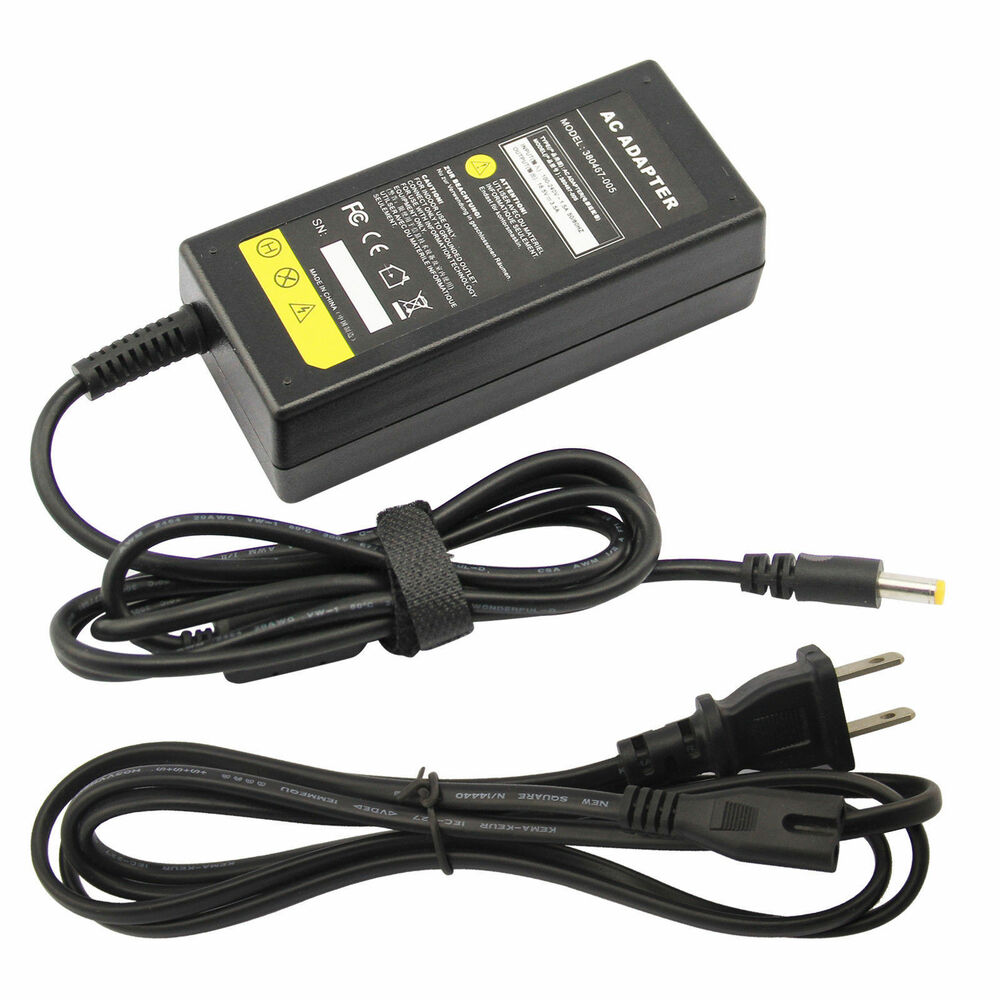 AC Adapter charger cord for HP pavillion DV1000 DV6000 ...