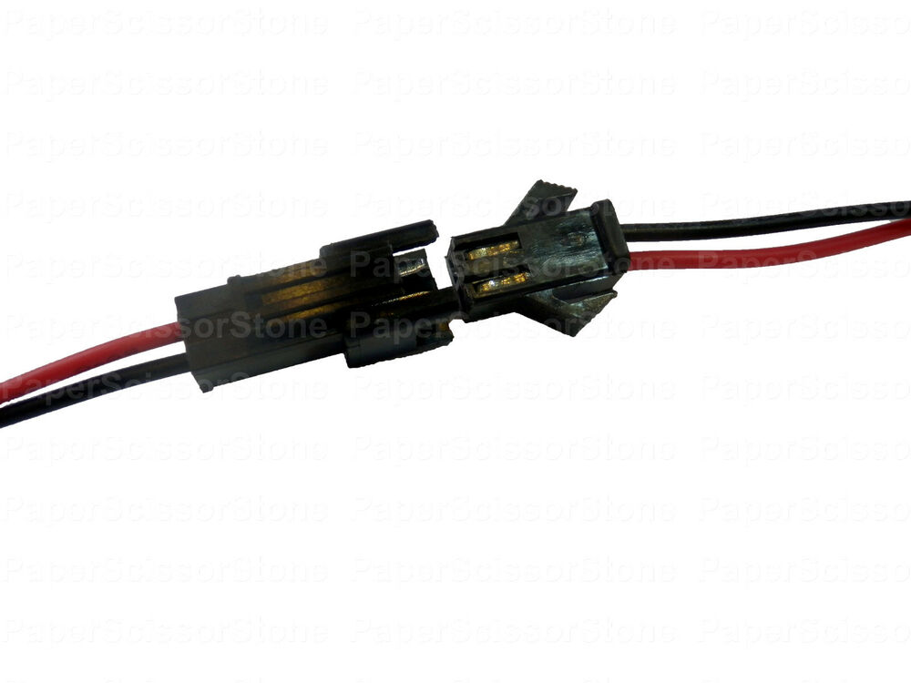 Cci Low Voltage Connectors : Pairs power jack plug socket pin wire connector for led