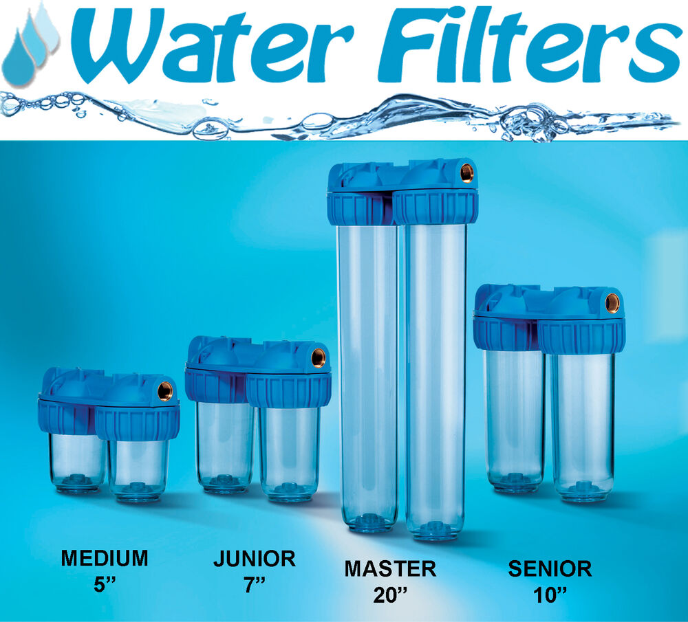 Whole House Water Filters ATLAS DUPLO hight 5\