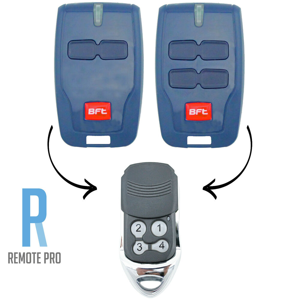 how to set a gate remote