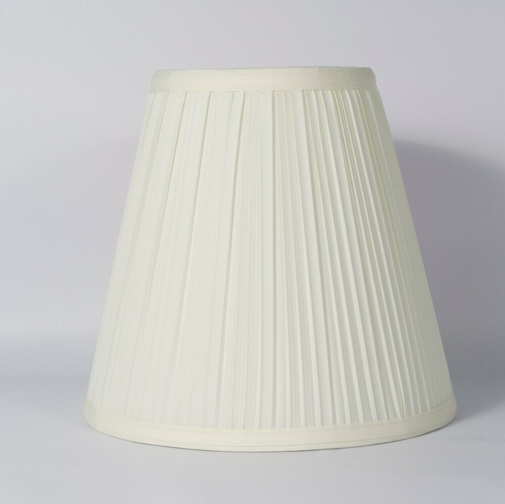 how to clean pleated lamp shades