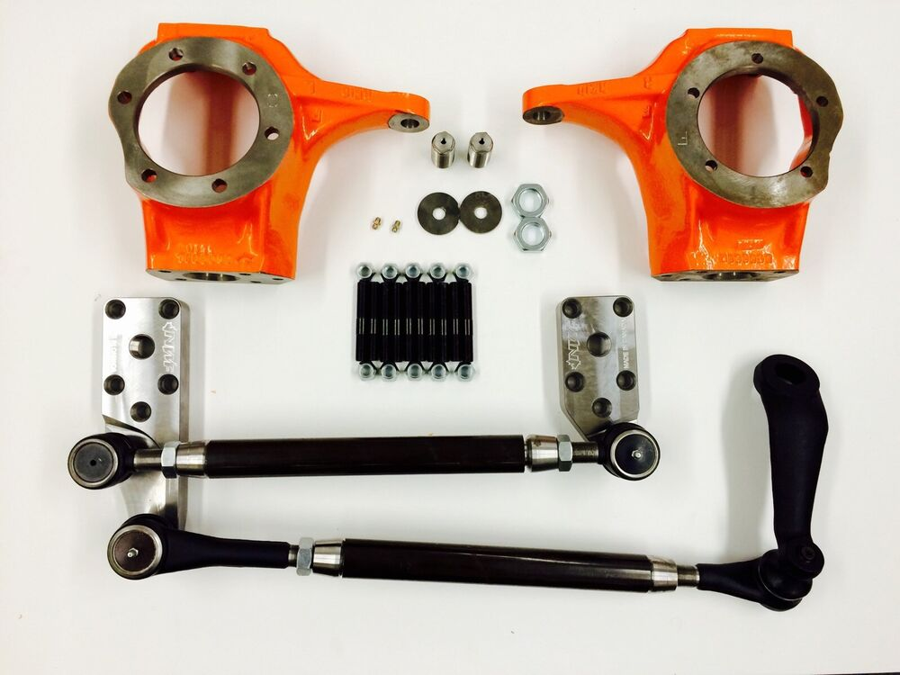 S L on chevy crossover steering kit