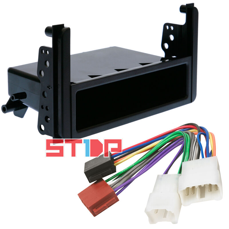 toyota camry 2002 2006 pocket side trims iso wiring
