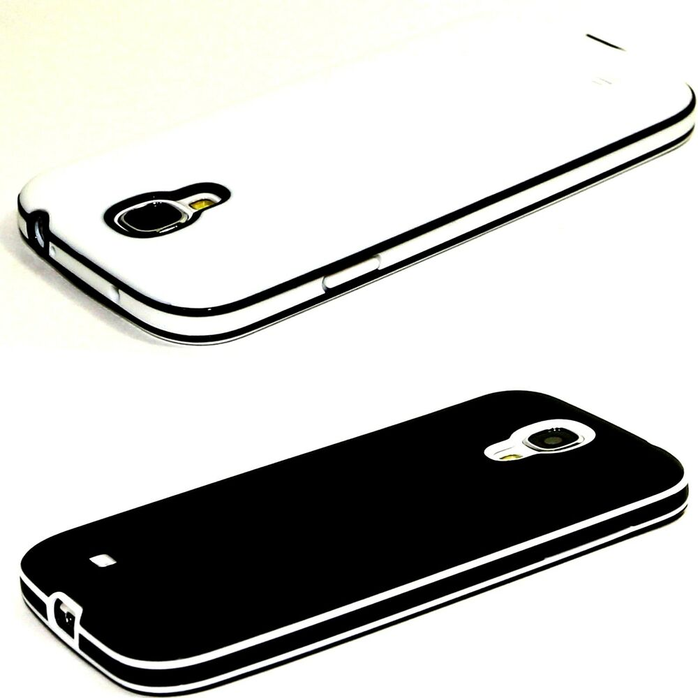 ... Dirt Proof Matte Bumper Case Cover for Samsung Galaxy S4 i9500 : eBay