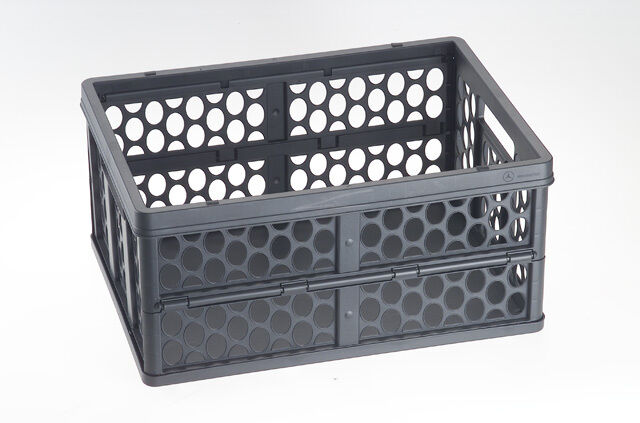 Oem genuine mercedes benz trunk shopping storage for Mercedes benz car trunk organizer