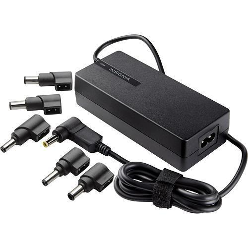 how to use a universal laptop charger