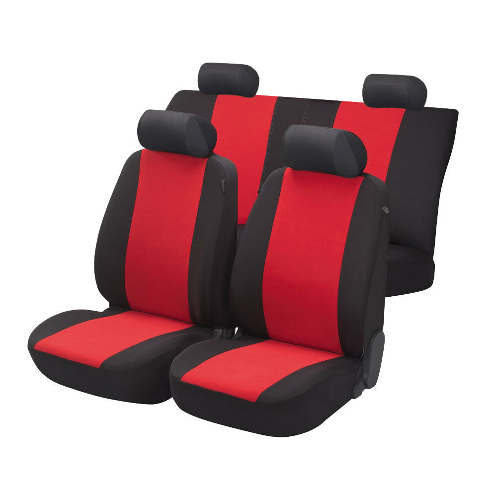 Walser High Quality Car Seat Covers Full Set Protector