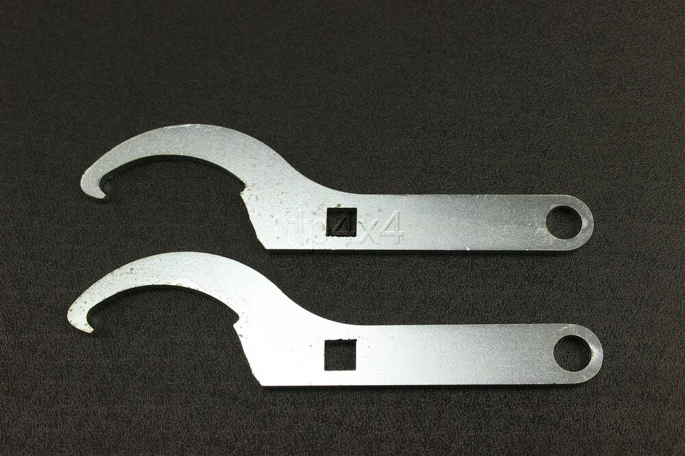 Adjustable Spanner Manufacturers Mail: Tein / Zeal/ Avo / Cusco Coilover C Spanners Adjustable
