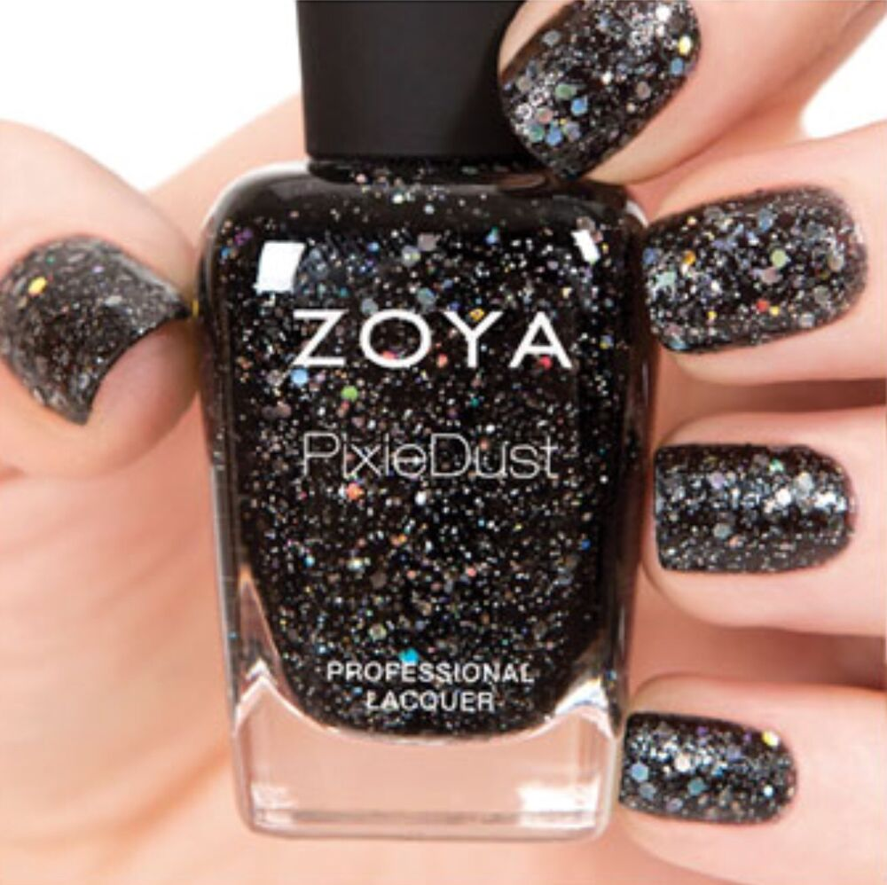 Black Nail Polish Ebay: ZOYA ZP768 IMOGEN Wishes Magical PixieDust Nail Polish