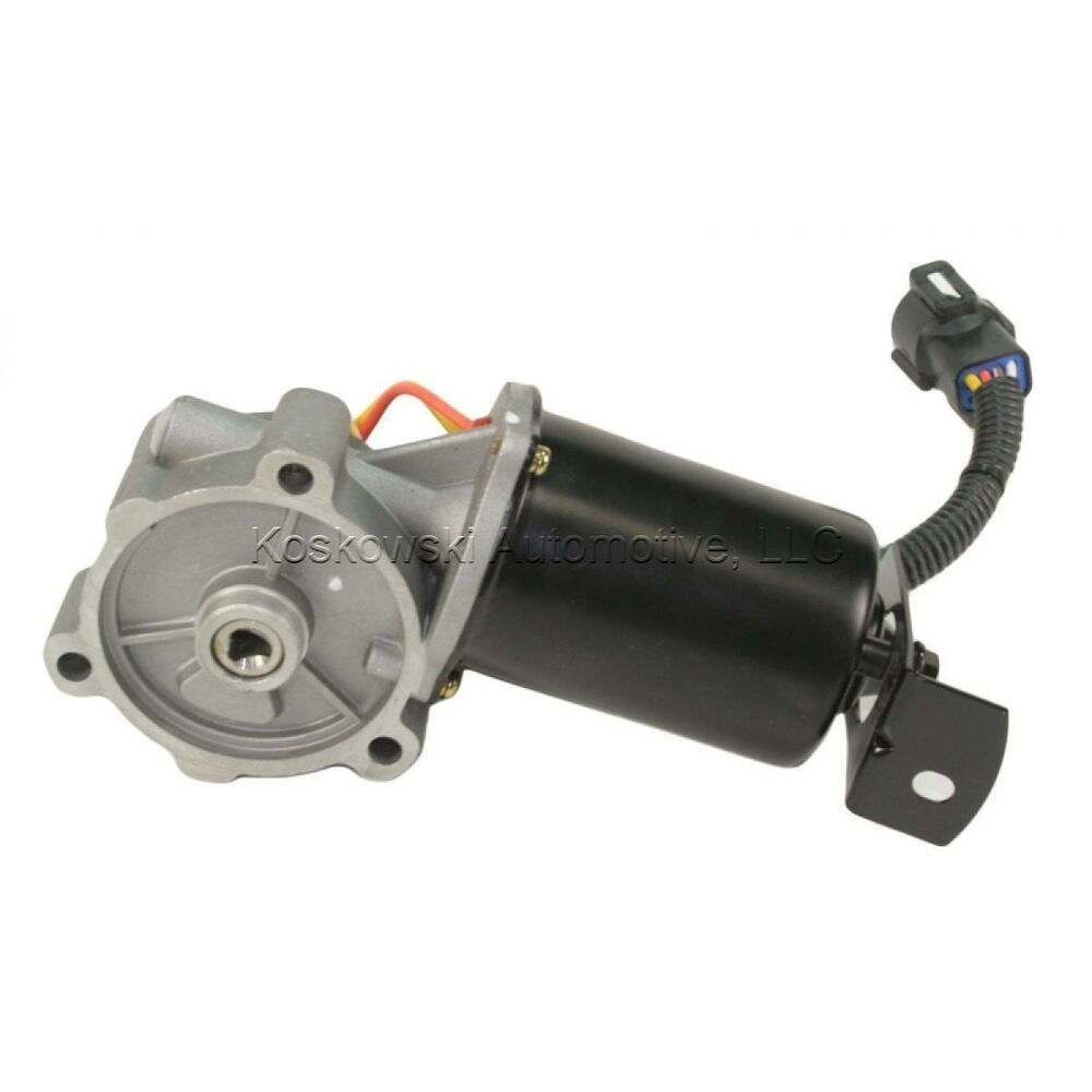 transfer case shift motor ford ranger explorer new dorman