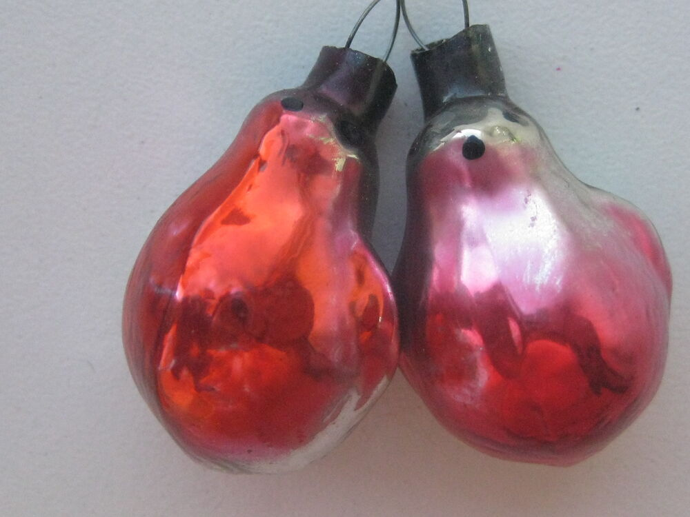Bird Ornaments For Christmas Tree