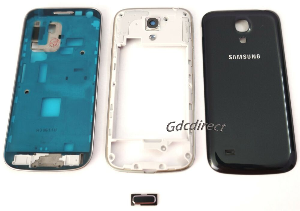 oem samsung galaxy s4 mini i9190 i9195 housing cover case. Black Bedroom Furniture Sets. Home Design Ideas