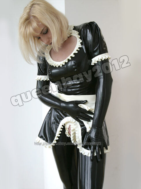 image Black maid offers an additional service Part 8