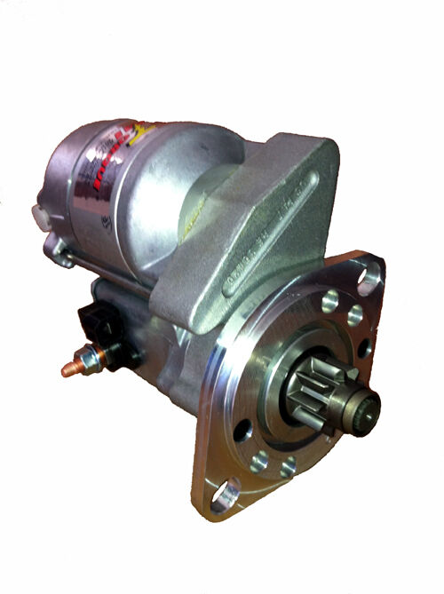 1938 to 1954 chevy mini high torque gear reduction starter for Gear reduction starter motor