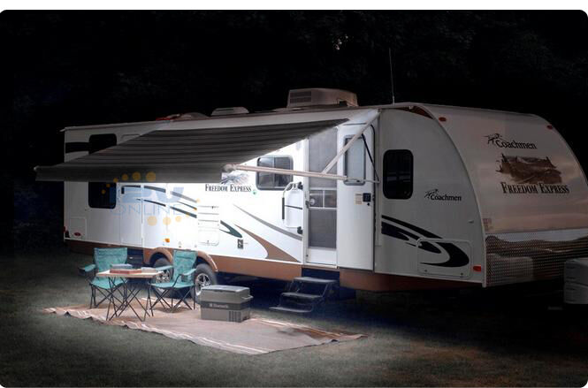 ___RV___AWNING___LIGHTS___LED___complete kit parts fabric ...