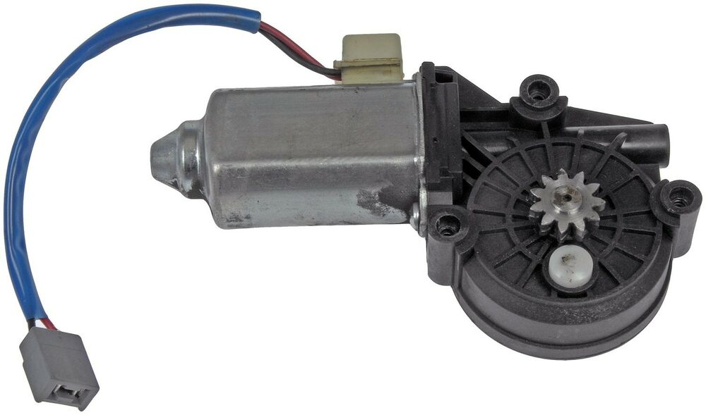 Power window motor rear left dorman 742 183 fits 94 98 for 2002 ford explorer window motor replacement
