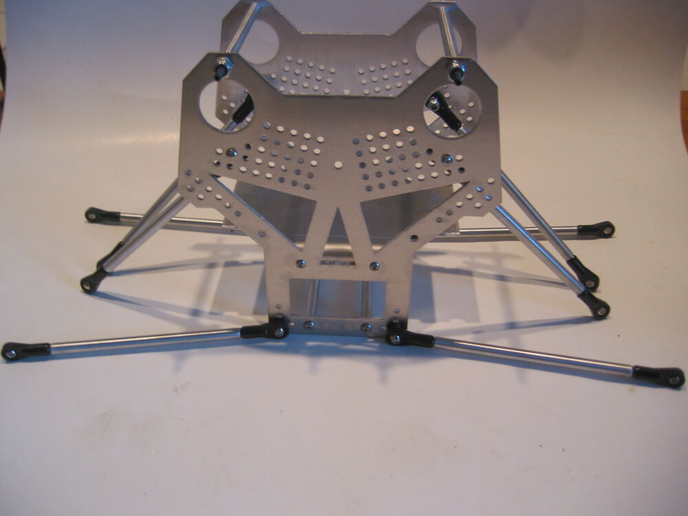 Clodbuster cpe terminator aluminum pro lite chassis ebay for Chassis aluminium