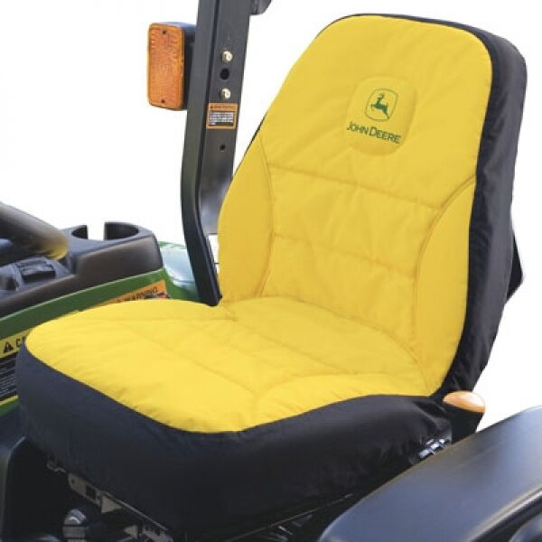 Cloth Tractor Seats : John deere compact utility tractor cloth seat cover size