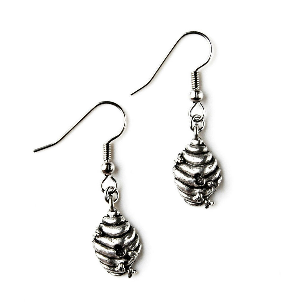 Model Women Jewelry Sale Pear Cut White Gold Plated Dangle Earrings  EBay