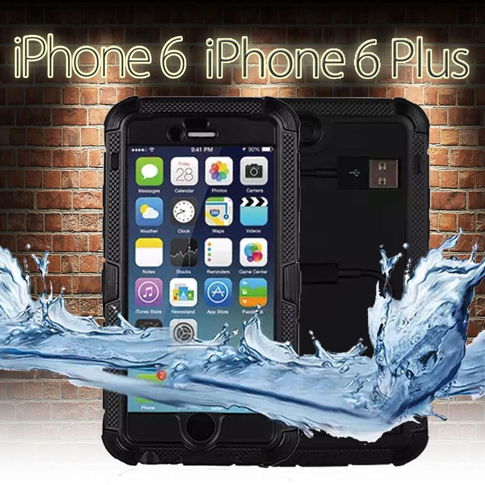 military grade iphone case iphone 6 plus grade aluminum metal water 6931